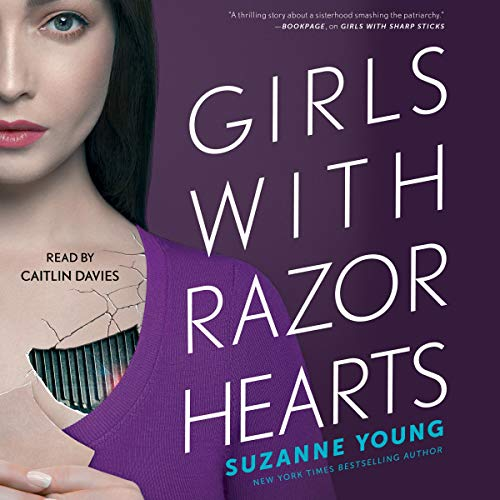 Girls with Razor Hearts cover art