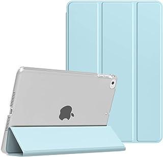 Dadanism iPad Mini5 ケース 2019モデル iPad Mini 第5世代 / 第4世代 通用 保護ケース スマートカバー 半透明 カバー スタンドケース オートスリープ機能 軽量 薄型 PU+PC マイクロファイバー裏地 耐...