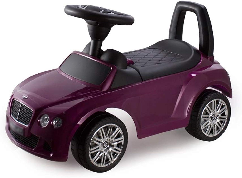 Kinder-Twist Car Scooter Walking Kinder Yo Auto mit Musik 1-3 Jahre alten Suglingswanderer Xuan - worth having