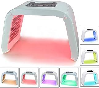 7 kleuren LED-foton Lichttherapie Huidverzorgingsmachine - FEITA PDT-lamp Schoonheidsbehandelingsapparaat Draai Facial Acn...