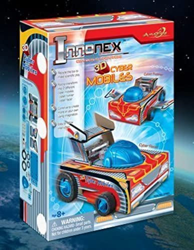 Innonex 3d Cyber Mobiles (Battery Powerot Model Car) by Amazing Toys