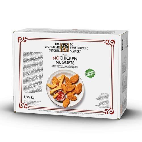 The Vegetarian Butcher Nuggets veganos SIN POLLO 1,75kg   Sin Gluten   Vegan   Sin carne   100% Vegetal   Plant Based   Sin Gluten