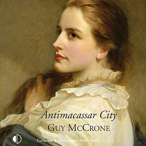 Couverture de Antimacassar City