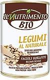 Probios - Il Nutrimento Fagioli Borlotti al Naturale - 12 confezioni da 400 gr