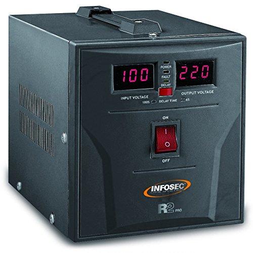 R2 PRO 2000, Spannungsregler, Infosec - 63149