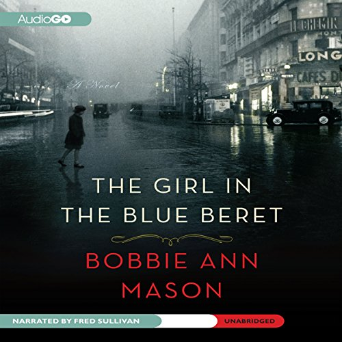 The Girl in the Blue Beret copertina