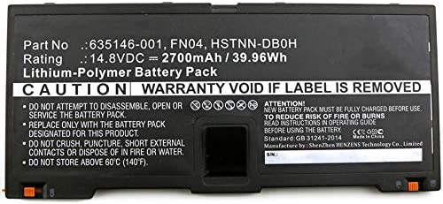 Synergy Digital Laptop Ranking TOP8 Battery Compatible with HP Inexpensive ProBook 5330M
