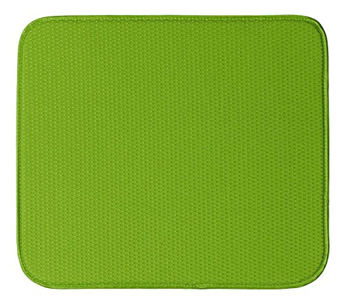à l'esprit Home Tapis d'évier – 16 × 18 – Vert