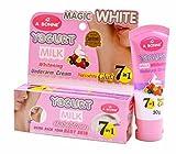 A Bonne Magic White Yogurt Milk Whitening Underarm Cream 30g
