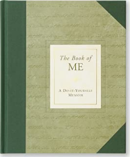 The Book of Me: A Do-It-Yourself Memoir (Notebook, Diary) (Autobiographical Journal)
