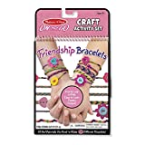 Melissa & Doug On-the-Go Friendship Bracelets Craft Activity Set (Makes 10+ Bracelets, Great Gift for Girls and Boys - Best for 8, 9, 10 Year Olds and Up)