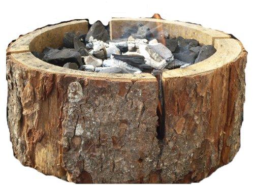 Eco Grill Einweggrill Einweg HolzkohleGrill 24-28 cm, ohne Chemie