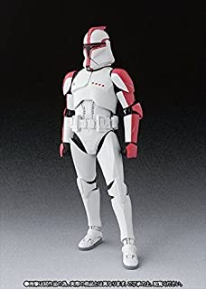 Unbranded S.H.Figuarts Star Wars Clone Troopers Phase 1 Captain Tamashii 2016 New