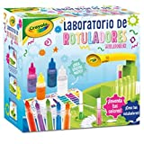 BricoLoco. Laboratorio de rotuladores Crayola. Fabrica de rotuladores. Juegos para niños y niñas. Crea tus rotuladores.