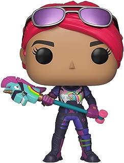 Funko Pop! Games: Fortnite - Brite Bomber Collectible Figure, Multicolor