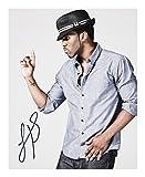 Jason Derulo Autogramme Signiert 21cm x 29.7cm Foto Plakat