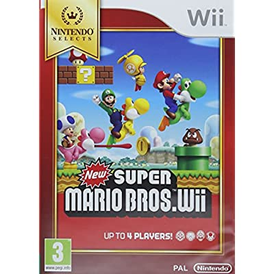 Cheap Nintendo Selects New Super Mario Bros Wii Price