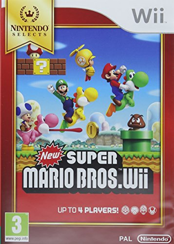 New Super Mario Bros Select (Nintendo Wii) [UK IMPORT] [Deutsch-Spiel]