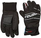 Reusch Kinder Handschuhe Ski Team R-TEX XT Junior, Black, 5.5