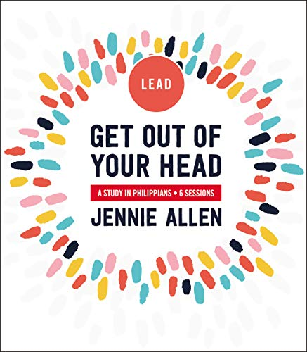 Price comparison product image Get Out of Your Head Leader's Guide: A Study in Philippians