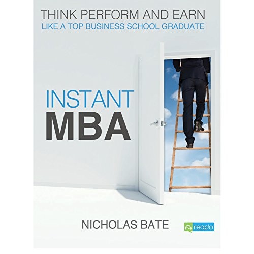 Instant MBA cover art
