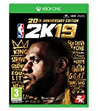 NBA 2K19 20th Anniversary Edition - Special Limited - Xbox One [Importación italiana]