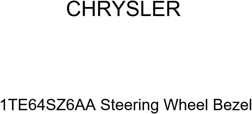 NEW before 2021 autumn and winter new selling Genuine Chrysler 1TE64SZ6AA Bezel Steering Wheel