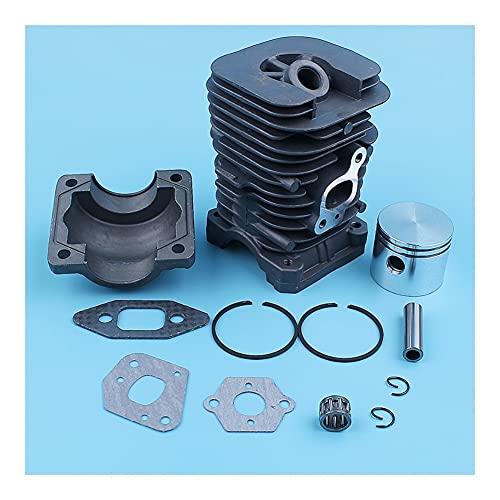 41.1mm Kit de pistón de cilindros For McCulloch Mac CAT 335 435 440 338 438 444 for la parte de reemplazo de la bandeja de motosierra Reemplazo desgastado