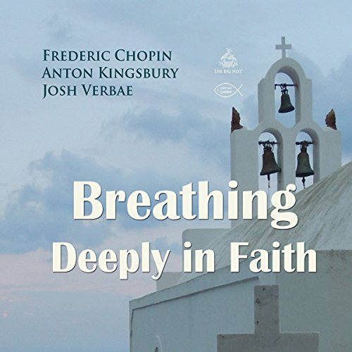 Breathing Deeply in Faith audiobook cover art