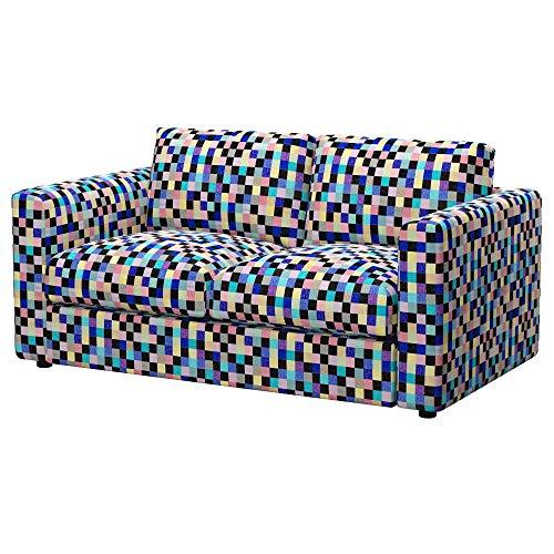 Soferia - Funda de Repuesto para sofá IKEA VIMLE de 2 plazas