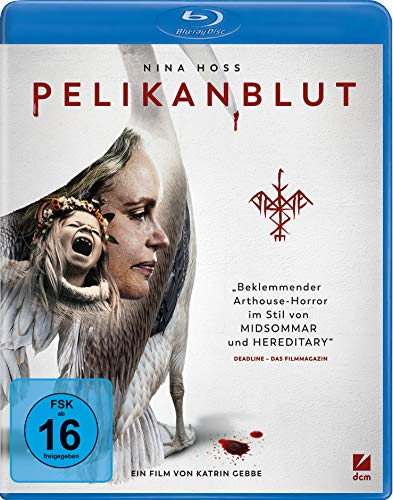 Pelikanblut [Blu-ray]