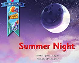 Summer Night: A Storylands, Larkin Street Book by [Lisa Thompson, Reading Eggs, Deane Taylor]