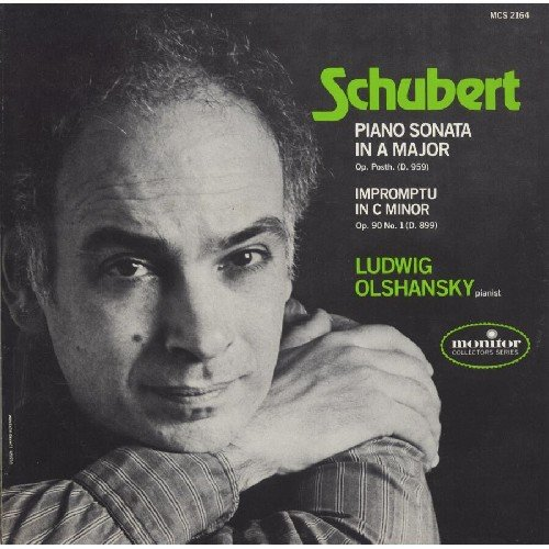 Schubert:Piano Sonata in a Maj
