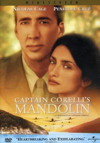 Captain Corelli's Mandolin by Nicolas Cage