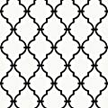 York Wallcoverings Peek-A-Boo Graphic Trellis Wallpaper