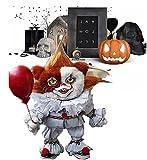 2021 New Mogwai Muñeca Hecha a Mano, Mogwai Gizmo Art Plush Doll, Cute Gremlins Monster Plush Doll, Horror Mogwai Muñeca Hecha a Mano Peluche de Juguete para decoración (B)