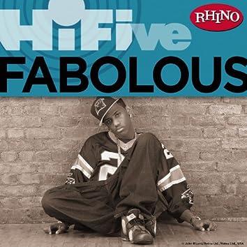 Rhino Hi-Five: Fabolous