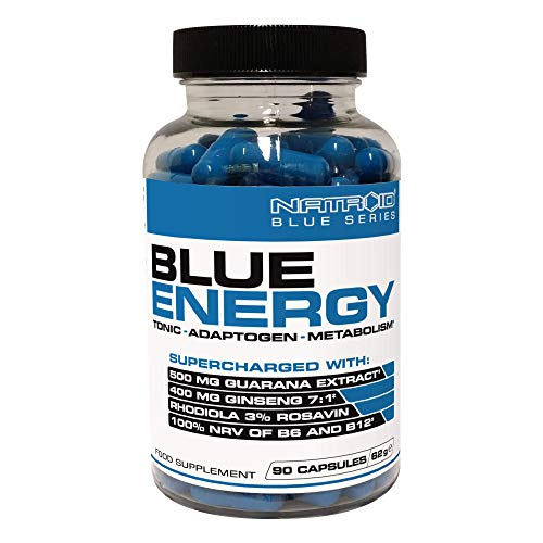Natroid Blue Energy - 90 Capsule