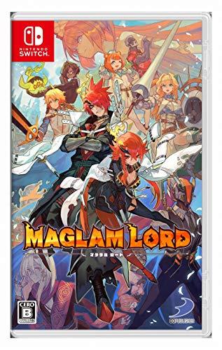 MAGLAM LORD/マグラムロード【早期購入特典】デコアイテム「刃の魔王の剣」がもらえるダウンロードコードチラシ 同梱 – Switch