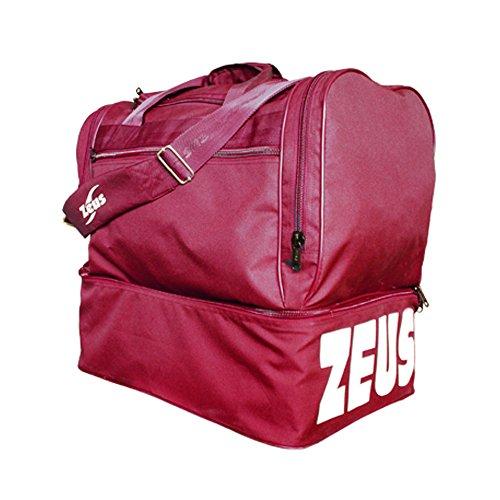 Zesus Borsone da Palestra Maxi Bordeaux 52X52X36 cm