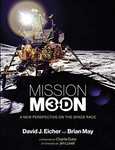 Mission Moon 3-D: A New Perspective on the Space Race (The MIT Press)