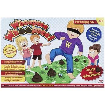TOYLAND Whoopsee Whoopsee - Dodge The Whoopsies - Poo Dodging Fun ...