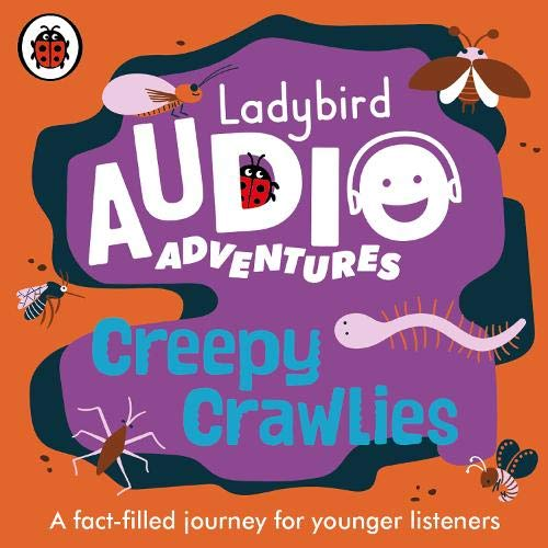 Creepy Crawlies cover art
