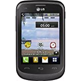 TracFone LG 306G No Contract Phone - Retail Packaging - Blue