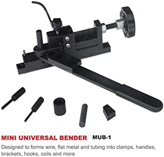 Kaka MUB-1 Mini Universal Bender Forms Wire Flat Metal