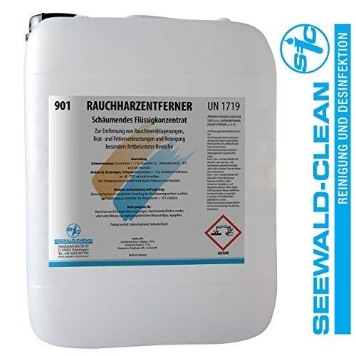 Rauchharzentferner, schäumendes Flüssigkonzentrat - 15kg