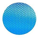Heizung Cubierta solar de la piscina, película de burbuja en forma de corazón...