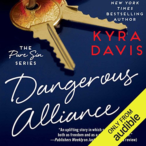 Dangerous Alliance audiobook cover art