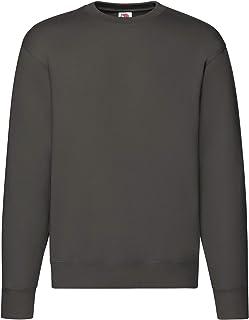 Fruit of the Loom Men's Set-In Premium Sweater