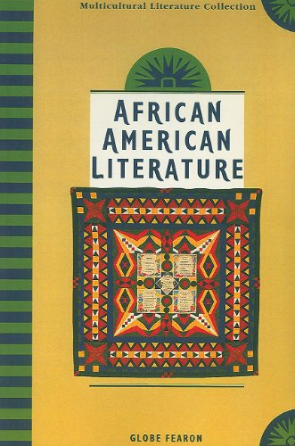 African American Literature (Globe Multicultural Literature Collection)